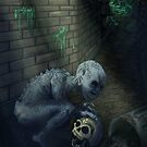 Das Ding in der Gasse von FervorCraft