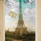 European Vacation Paris by mindydidit