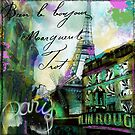 To Paris with Love I by mindydidit