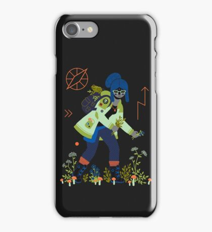 Witch Series: Plants and Herbs iPhone Case/Skin