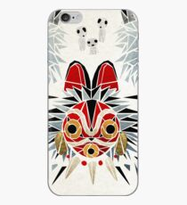 mononoke princess iPhone Case