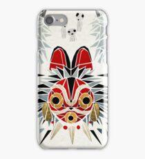 mononoke princess iPhone Case/Skin