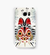 mononoke princess Samsung Galaxy Case/Skin