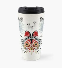 mononoke princess Travel Mug