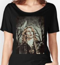 INTERVIEW WITH THE VAMPIRE LESTAT GOTHIC DARK VAMPIRE CREEPY HORROR  Women's Relaxed Fit T-Shirt