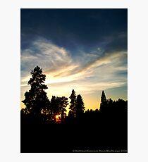 Quiet Grandeur Photographic Print