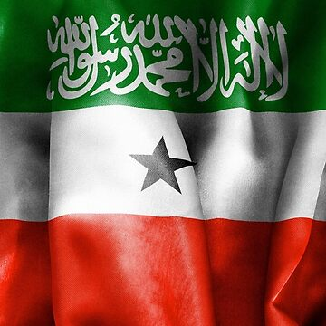 Somaliland Flag by MarkUK97