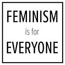 Feminism is for Everyone by CardCarryingBks
