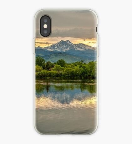 Golden Ponds Reflections - This Is A New Image iPhone Case