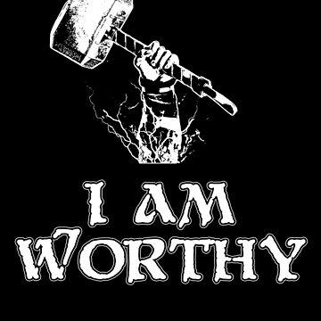 I am worthy by Ithy