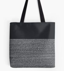 Riverside Black Tote Bag
