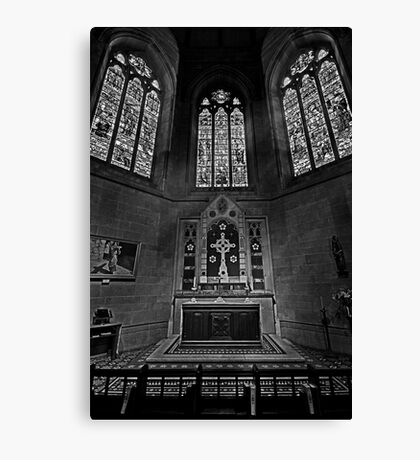 The Lady Chapel Canvas Print
