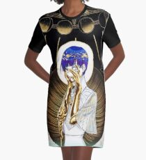phosphophyllite Graphic T-Shirt Dress