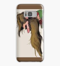 beardie phone Samsung Galaxy Case/Skin