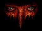 Burning Stare by Elizabeth Burton