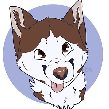 Brown Husky by BoltTheHuman