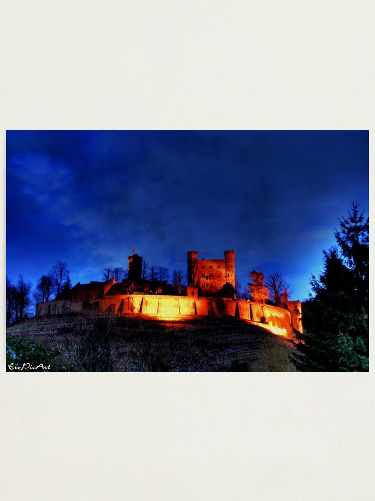 Alternate view of Schloss Ortenberg Photographic Print