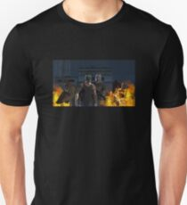 GTA 5 - fort zancudo take over Unisex T-Shirt