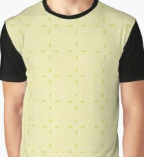 leaves texture pattern leaves pattern seamless colorful repeat Graphic T-Shirt