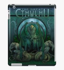 The Great Cthulhu iPad Case/Skin