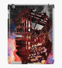 An Abstracted Peter Iredale iPad Case/Skin