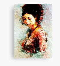 FF - IS - Watercolor Canvas Print