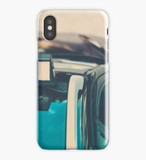 Vacant taxi detail iPhone Case