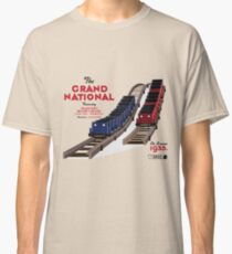 The Grand National - Movie Poster Style Classic T-Shirt