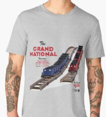The Grand National - Movie Poster Style Men's Premium T-Shirt