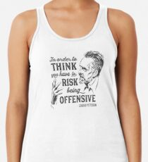 58acb171f57a6 Jordan Peterson Illustration and Quote Women s Tank Top