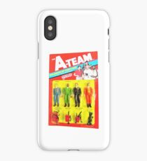 A-Team Figure Set by Galoob  iPhone Case