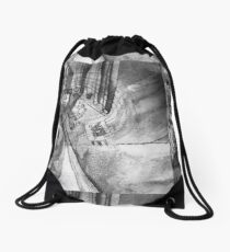 The future of the past Drawstring Bag