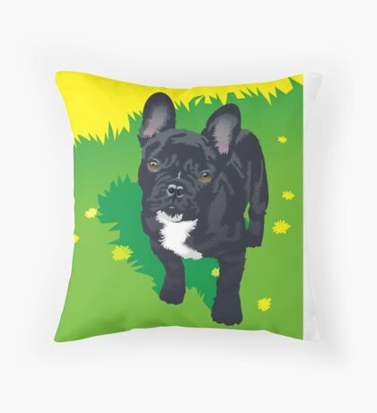 Diesel Throw Pillow