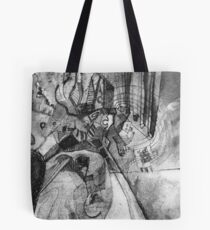 The future of the past Tote Bag