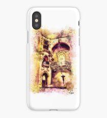 Saint Nicholas Church, Prague  iPhone Case/Skin
