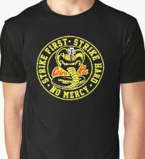 Kobra Kai 3 Grafik T-Shirt