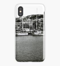Marina Masts iPhone Case