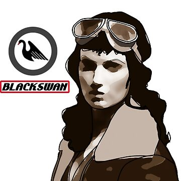 The Black Swan by mgcamacho