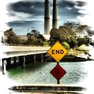 End of the Road by Bob Wall