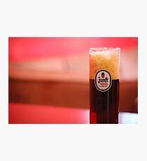 Malt Beer Photographic Print