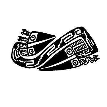 Findigo native endless twinsnakes - graño - by fenixdesign