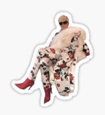 Kris Jenner - Fur Boujee Sticker