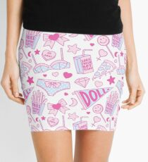 Girl Power Mini Skirt