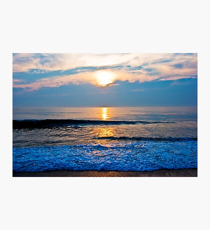 Morning Sun Across the Water Photographic Print