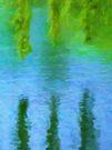 Willow Water by Menega  Sabidussi