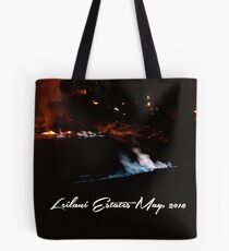 AHT - The Blue Flame Tote Bag