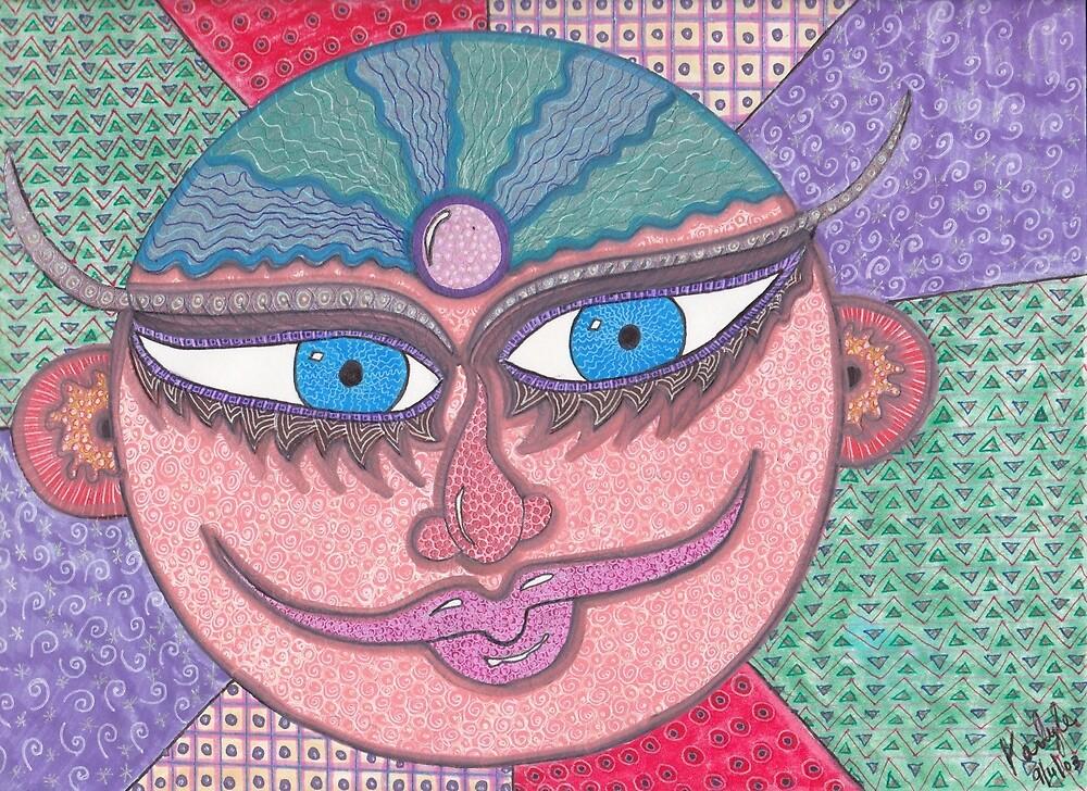 Mr. Googly Eyes  by KarlyleTomms