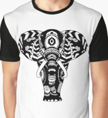 Indian Elephant T-Shirt Graphic T-Shirt