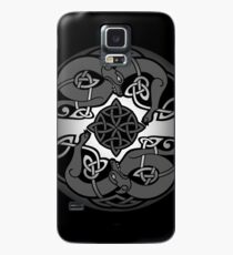 CELTIC CIRCLE 7 Case/Skin for Samsung Galaxy