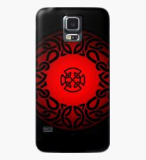 CELTIC CIRCLE 9 Case/Skin for Samsung Galaxy